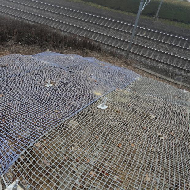 Erosionsschutz auch im Lockergestein