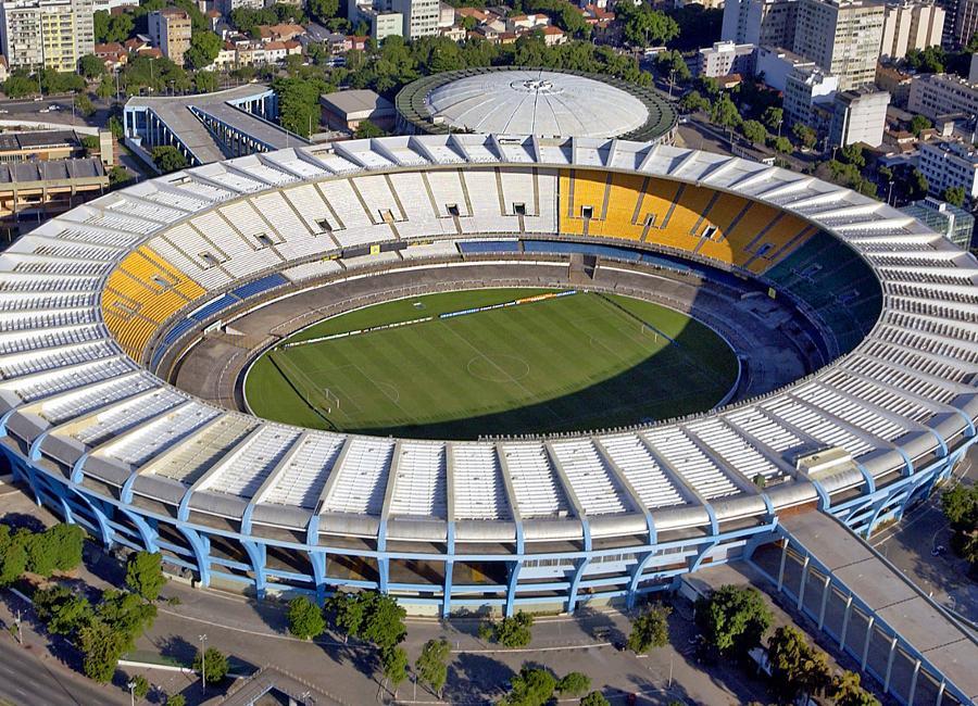 Estadio de futebol Maracaná, Río de Janeiro