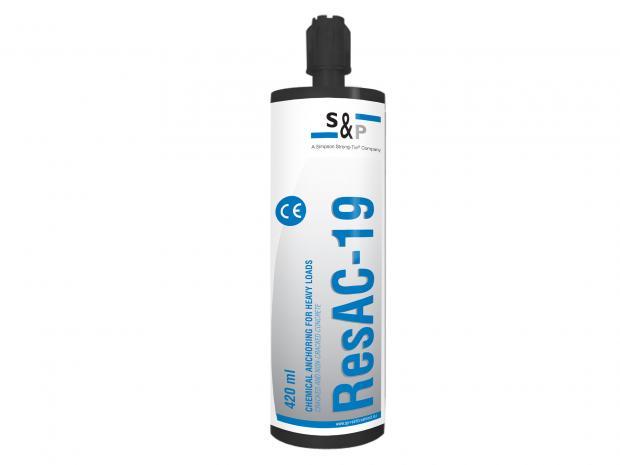 ResAC-19 styrolfreier Injektionsmörtel auf Vinylesterharzbasis