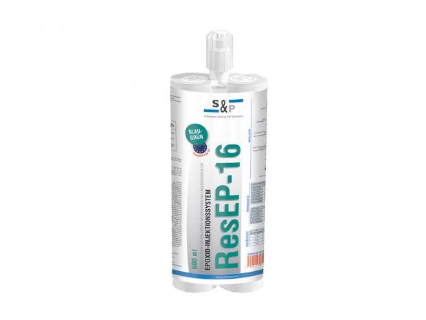 ResEP-16 - Hochleistungsfähiger Epoxidharz-Injektionsmörtel