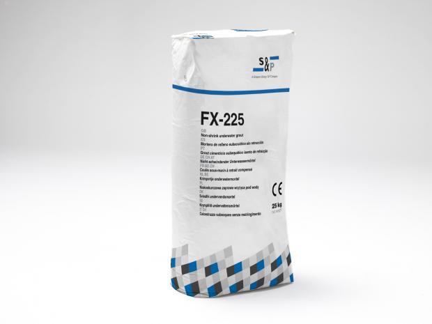 FX-225 - Nicht schwindender Unterwassermörtel