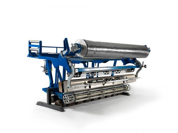 S&P Machine de déroulement mécanique