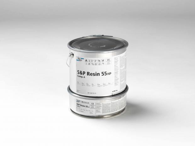 S&P Resin 55 HP