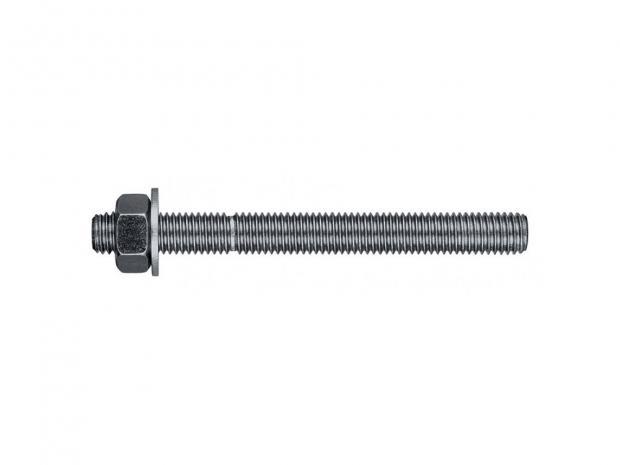 Gewindestange: Stahl, galvanisch verzinkt